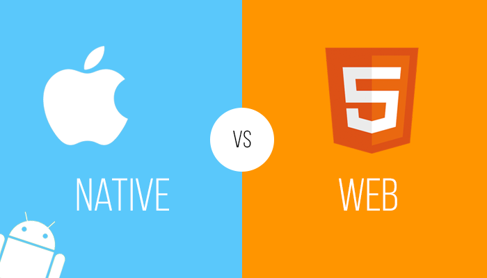 App Native vs Web App